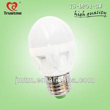Plastic led bulb 3014 side emitting led strip/led tape TS-DP01-3W