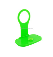 NEW GREEN WALL CHARGER PHONE HOLDER MOUNT FOR CELL PHONE iPOD CAMERA etc