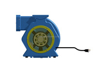 BR type 220v radial blower fan,small high pressure centrifugal fan in good price