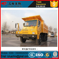 CHINA YOUNG MAN 6X4 diesel dump trucks in germany