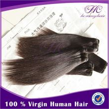 Hot styling unprocessed invisible tape hair extensions