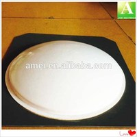 Molding vacuum forming plastic PC round dome cover