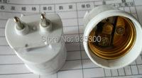 Преобразователь ламп E27 G12 G12 E27 10pcs/lot