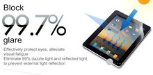 High Quality Clear Matte Mirror Diamond Screen Protector for ipad mini With Retail Package