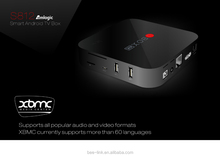 ODM tv box full hd 1080p porn video android tv box 4.2 ott amlogic s812 firmware android tv box
