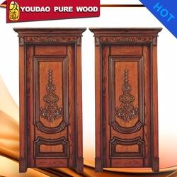 Modern house wood doors interior home designs