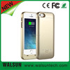 New Arrival MFi Certified Ultra-Slim External Battery Case Cover Slim Charger Carrying Case For iPhone 5