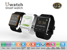 2014 Wifi Bluetooth Smart Watch Phone Android Dual SIM Smart Watch