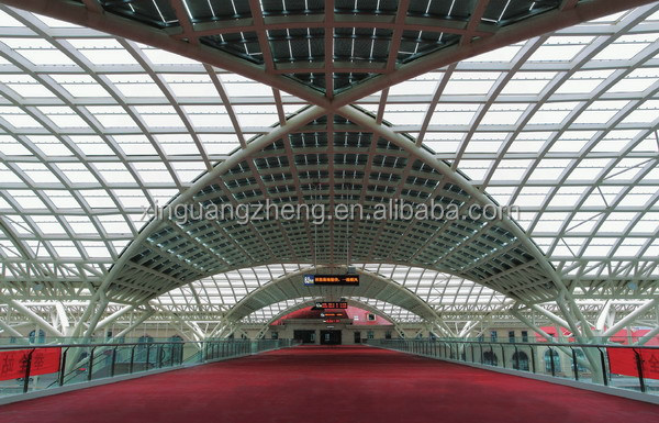 Prefabricated Curved Steel Roof Truss Design Buy Steel