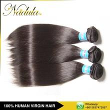 2015 Fashion Hiar Style Hot Sale Virgin Indian Artificial Hair