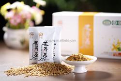 tartary buckwheat tea with jasmine(120g tartary buckwheat tea+5g jasmine)