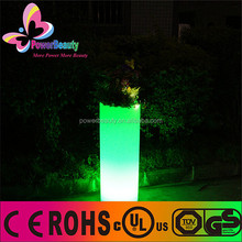 new products chinese supplier manufacturer direct sale outdoor flower planter with solar charging
