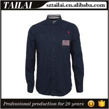 Clothes supplier High quality Formal Smart fashion shirt for man