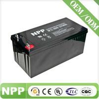 recharageable addo 12v 180ah lead acid battery heated blankets