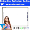 "82"" magnetic interactive whiteboard with steady stand"