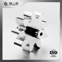 AGMA12 / ISO6 / GB6 Bevel Stainless Steel Gear for Paper Shredder