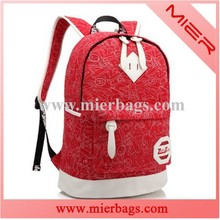 2015 Japanese-style lovely girl picture school bags computer 10-15.6 inches / backpack hiking trip leisure