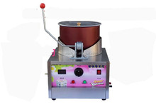 high quality good looking automatic popcorn maker HJ-CPP02