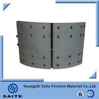 4551 factory reasonal price phenolic resin brake shoe assembly