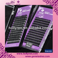 Silk/Mink Single Eyelash Extension Wholesale