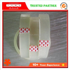 china factory single sided clear hot melt tape