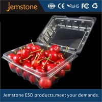 high quality transparent fruit packaging cherry