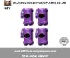 Plastic Pet disposable Bag Holder,plastic one-off bottle,trash can,garbage bin