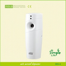 Micro-CPU control toilet aerosol dispenser with 300ml air freshener