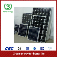 High quality 220w TUV/CE/IEC/MCS Approved Mono Crystalline Solar Panel,EU stock Solar Panel