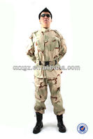 CHINA XINXING T/C N/C CVC custom camouflage military uniforms battle dress uniform