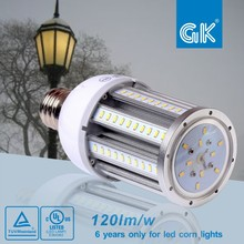 out door lights garden lighting hps/HID replacement 3760lm TUV listed e27 lampholder garden led roadway lamp