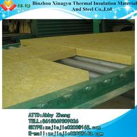 Curtain Wall Heat Insulation Use Rock Wool insulation
