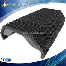 Professional production customized Accordion bellows cover /mill