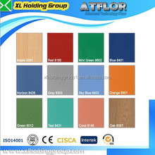 Indoor pvc sports flooring used for basketabll court