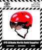 classic styling meets all-season performance ski helmet
