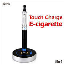 New innovative electric hookah shisha IGO4 big vapor refillable e cigarette