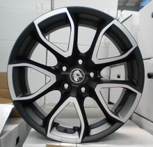 2015 new aluminium alloy wheel