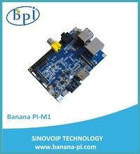 1GB Dual-Core Banana PI A20 development board, raspberry pi 2 single board computer