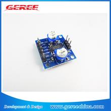 PAM8406 Digital Amplifier Board 5Wx2 Volume Adjustable D Class Board module