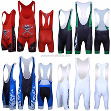 Wholesale blank cycling jerseys team specialized bib shorts sublimation printing team cycling jerseys