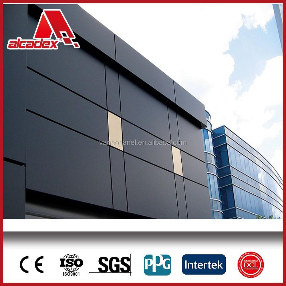 Aluminum Composite Panel Manufacturers : Pvdf aluminum composite panel acp buy