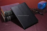 FL046 New Arrival Fashion Tri-folded Crazy Horse PU Leather Cases Stand Cover for Apple iPad Air