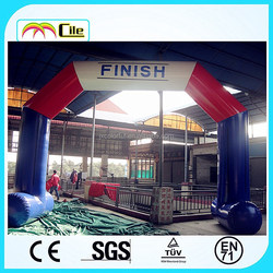 CILE cheap inflatable entrance arch(Advertising,Promotions,Simulator,Event)