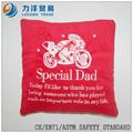 Amortiguador de la felpa o almohada ( especial papá ), personalizado juguetes, CE / ASTM seguridad stardard