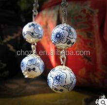 C62869A wholesale hot sale accessories Ceramics Korea earrings for ladies