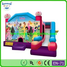 2015 Enjoy inflatable funland,classic and cartoon Inflatable combo,inflatable jumping castle bouncy house