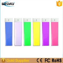 2015 Manufacturer Stylish Power Bank Portable Charger,Fast Charging Power Bank for Macbook Pro /ipadMini