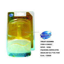 50ml Liquid Hanging Toilet Bowl Freshener Cleaner and Detergent