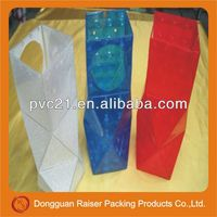 2013 new fashion small clear plastic packaging boxes