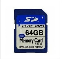 Factory price OEM customized full capacity SD card 16GB/32GB/64GB